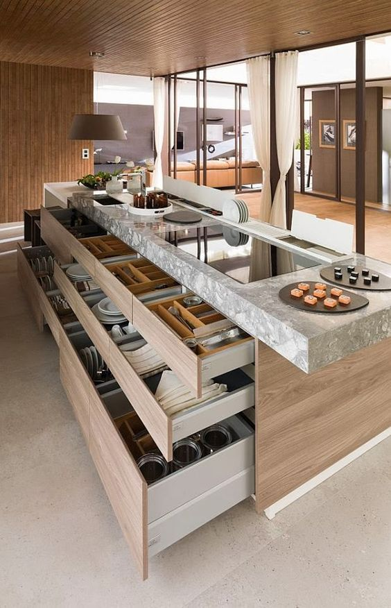 Amazing new kitchen