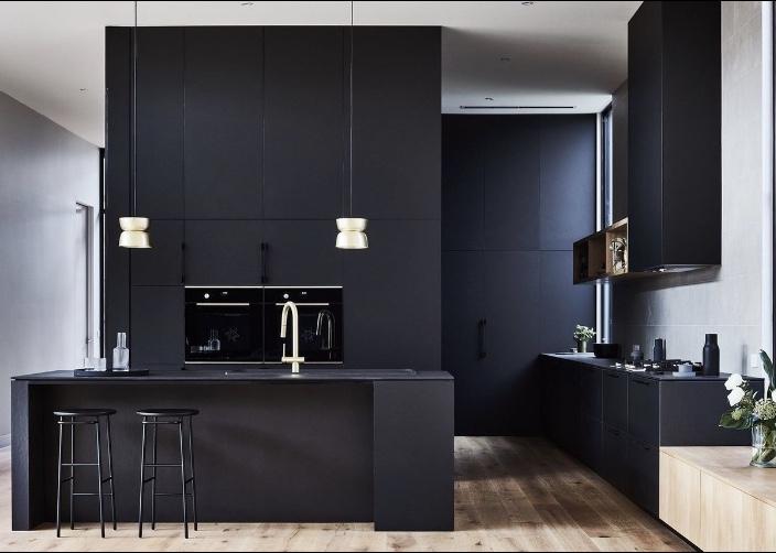 Bucatarie neagra